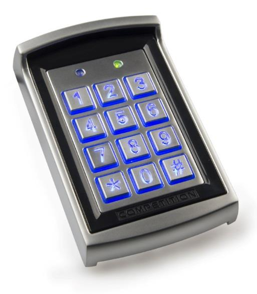 Competition Keypad