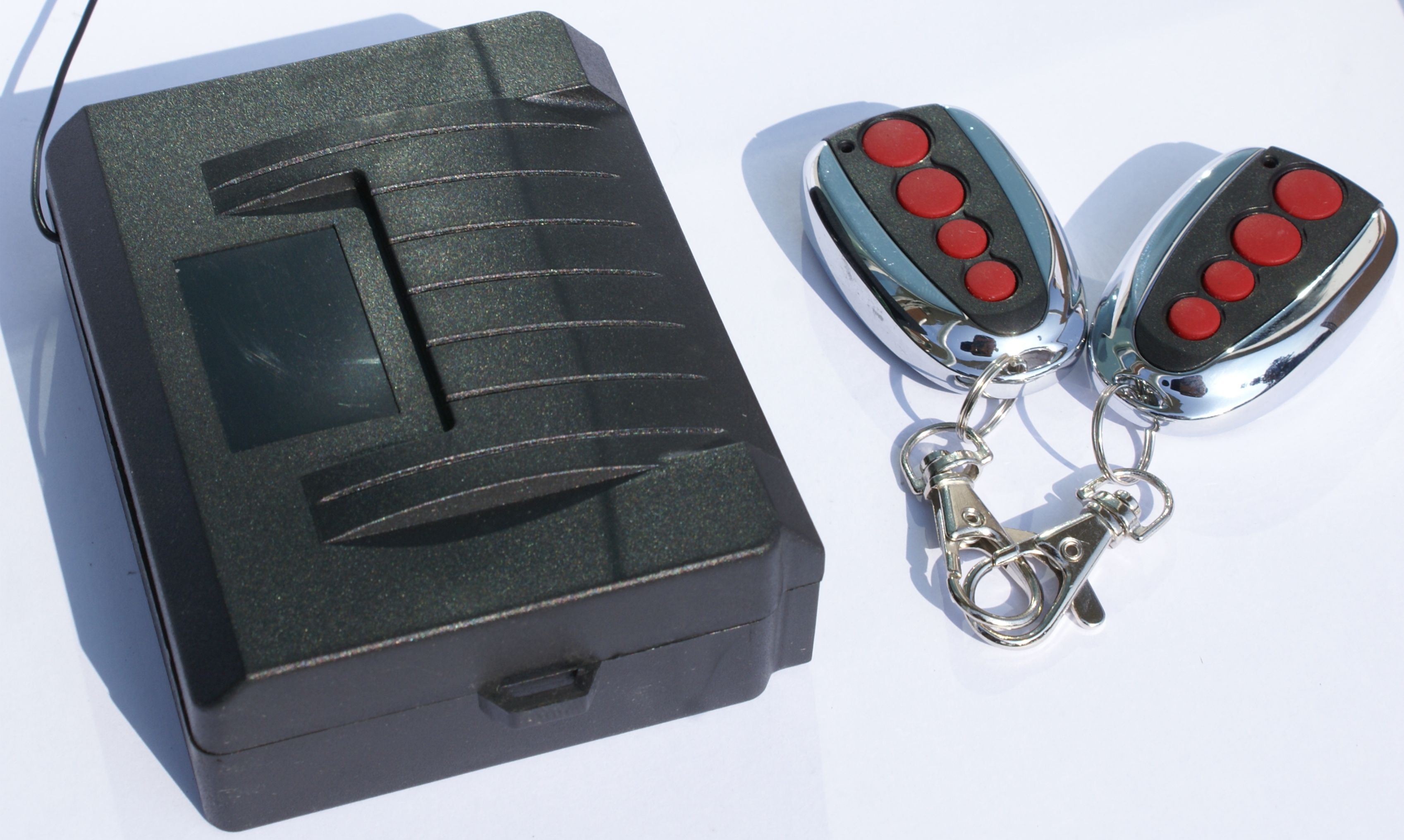 Remote Reciever Board & Fobs