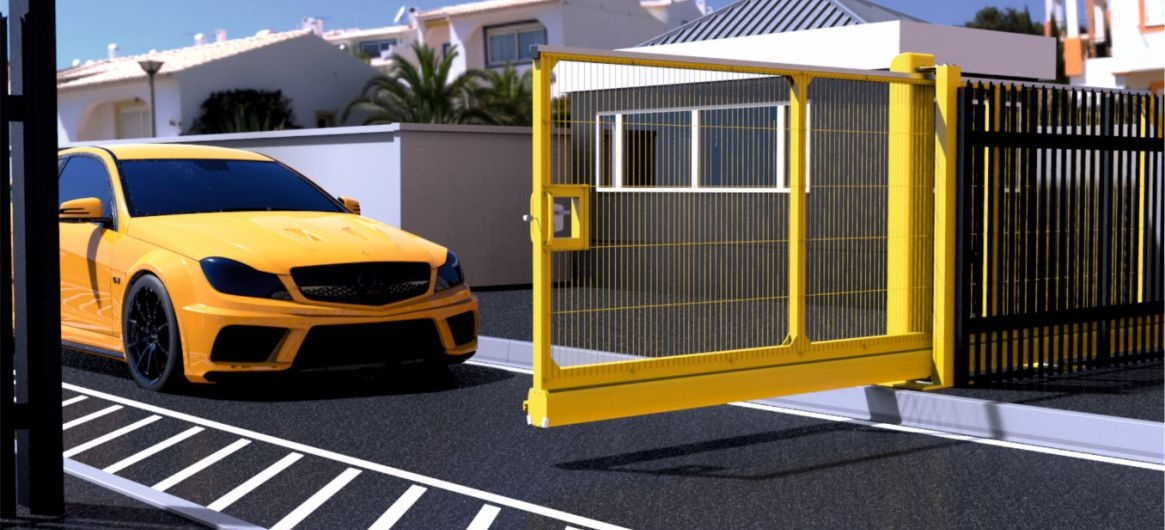Largest Automatic Barrier and Gate Manufacturer in the UK